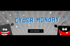 Oferte de Cyber Monday 2016 in Romania