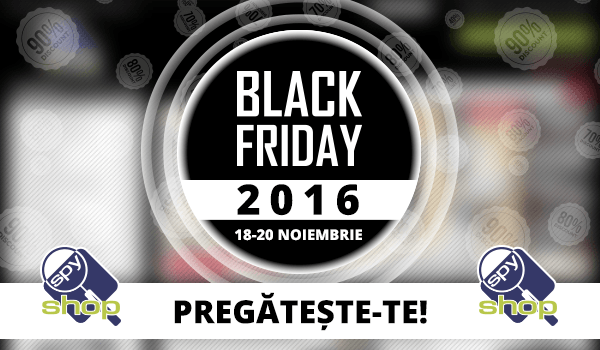 data black friday 2016 spy-shop