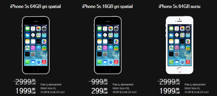iPhone 5s Black Friday 2015 Telekom