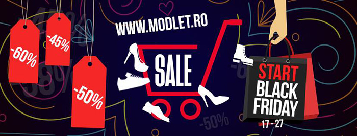 Modlet Black Friday 2016