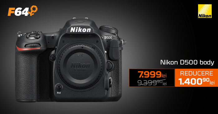 oferta nikon d500 black friday 2016 f64