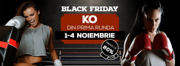 oferte black friday 2016 la evomag