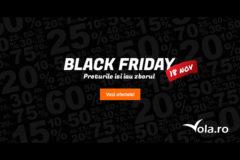 Oferte campanie Vola Black Friday 2016