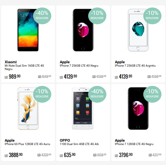 oferte telefoane black friday 2016 quickmobile