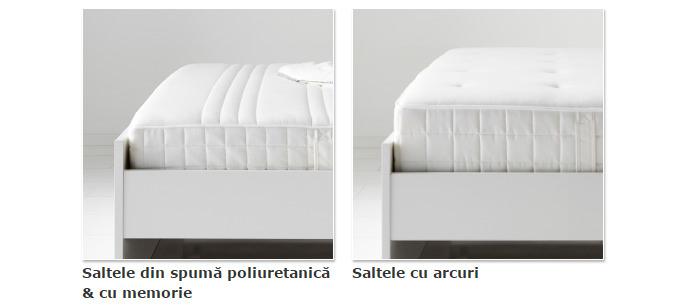 Optiuni saltele IKEA