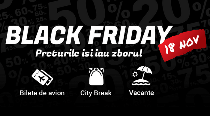 ora start vola black friday 2016