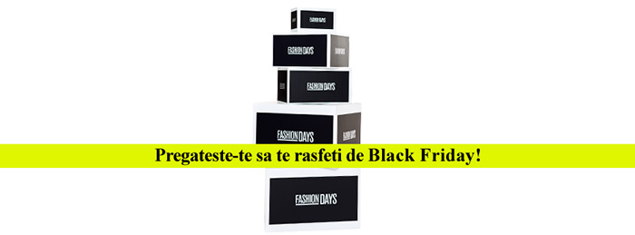 Rasfat FashionDays Black Friday 2016