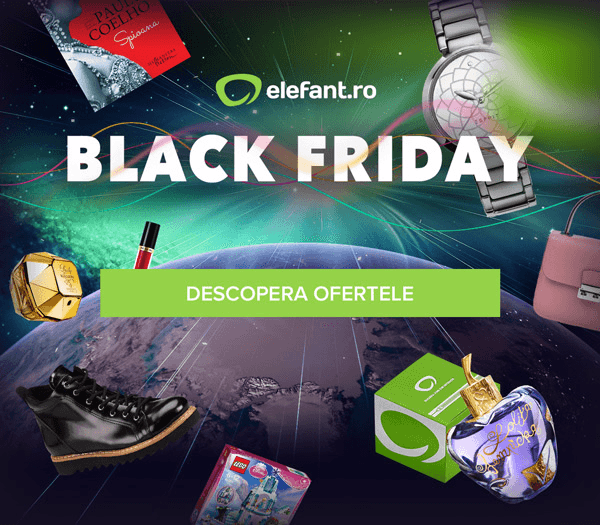 reduceri elefant black friday 2016