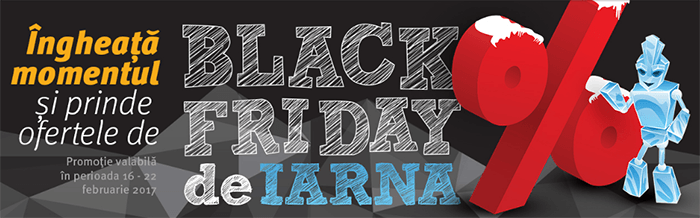 Black Friday 2017 iarna Altex