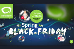 Campanie Spring Black Friday 2017 la Elefant