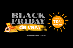 Campanie Black Friday de vara 2017 la Media Galaxy