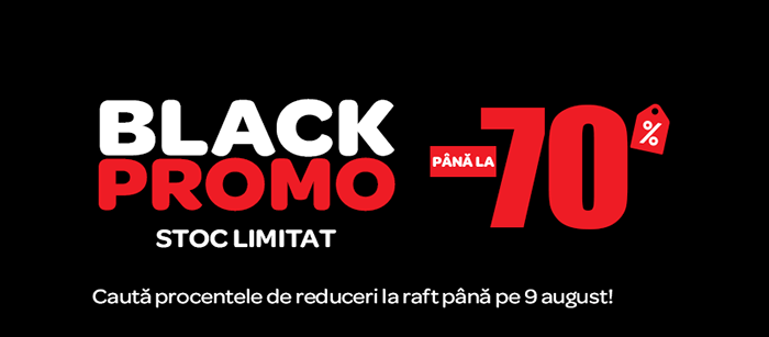 Black Promo la Carrefour
