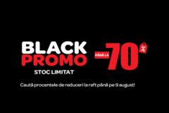 Black Promo la Carrefour – reduceri de pana la -70% pana pe 9 august 2017