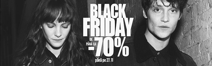 Banner Black Friday 2016 la Answear