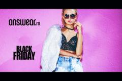 Black Friday 2017 la Answear