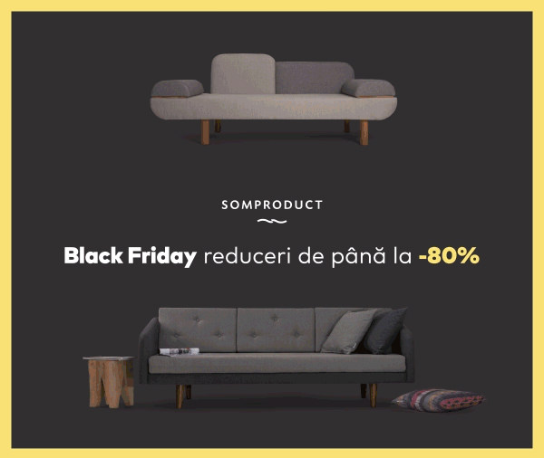 Black Friday la Somproduct