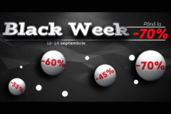 Campanie Black Week la evoMAG