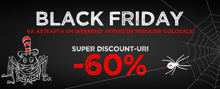 Black Friday 2013 la Nichiduta