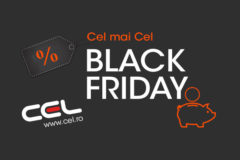 "Black Friday 2017 la Cel.ro aduce ""cel mai cel"" eveniment de discount"