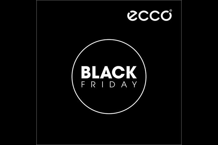 Black Friday 2017 la Ecco