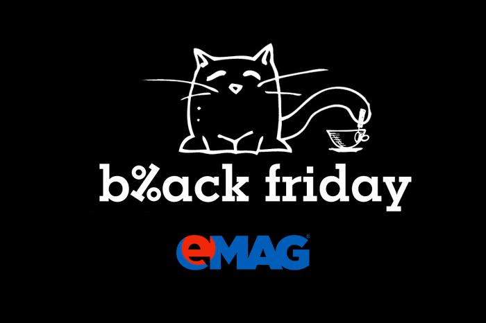 Black Friday 2017 la eMAG