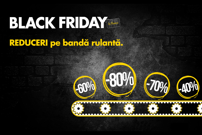 Black Friday 2017 la Flanco