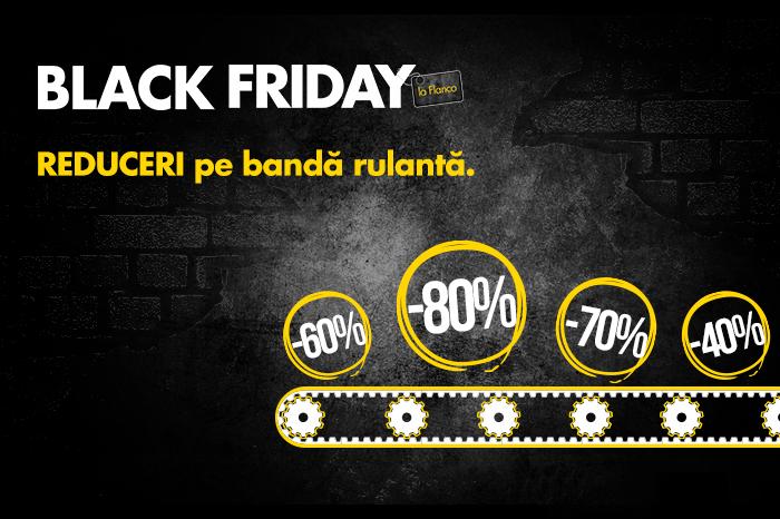 Black Friday 2017 la Flanco