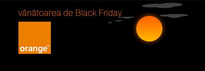 Black Friday 2017 la Orange