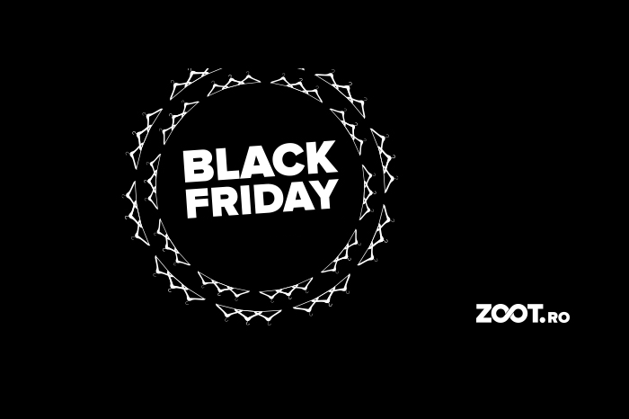 Black Friday 2017 la ZOOT
