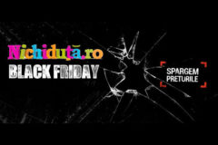 Campanie Black Friday 2017 la Nichiduta