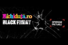 Campanie Black Friday 2017 la Nichiduta