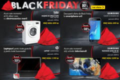 Flanco Black Friday 2017 a inceput la final de octombrie!