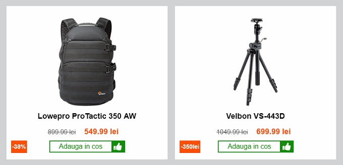 Oferte Black Friday PRO 2016 YellowStore