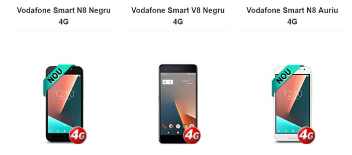 Telefoane Vodafone