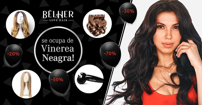 Black Friday 2017 la BelHer