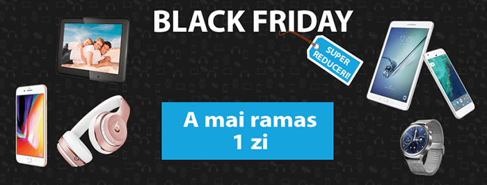 Black Friday 2017 la EuroGsm
