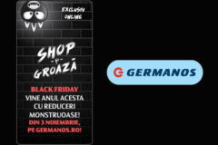 Campanie Black Friday 2017 la Germanos