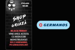 Campanie Black Friday 2017 la Germanos
