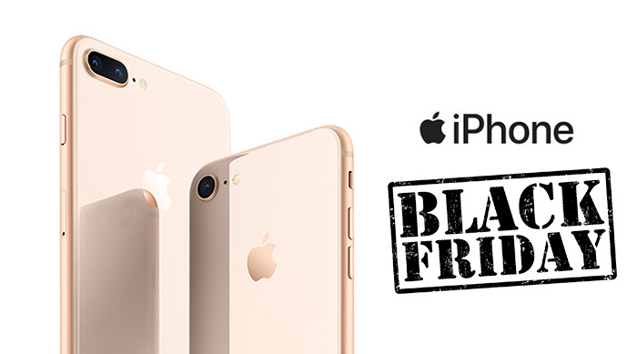 Black Friday 2017 la iPhone