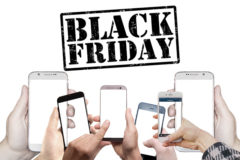 Reduceri de Black Friday 2017 la telefoane in magazinele online