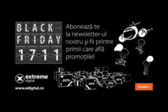 Campanie Black Friday Edigital