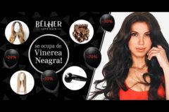 Black Friday 2017 la BelHer – Vinerea Neagra a accesoriilor de par