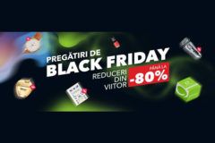 Campanie de pregatiri de Black Friday 2017 la Elefant