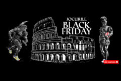 Jocurile Black Friday 2017 la Originals continua cu oferte avantajoase