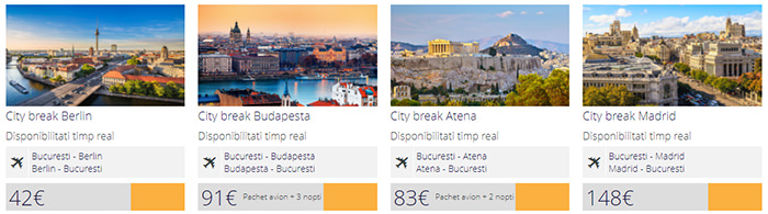 City Break Veltravel