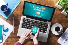 Cumpărături online Black Friday