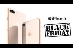Oferta Black Friday 2017 la iPhone