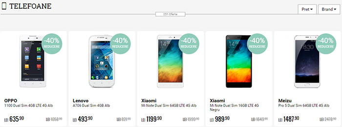 Oferte Black Friday 2016 la QuickMobile