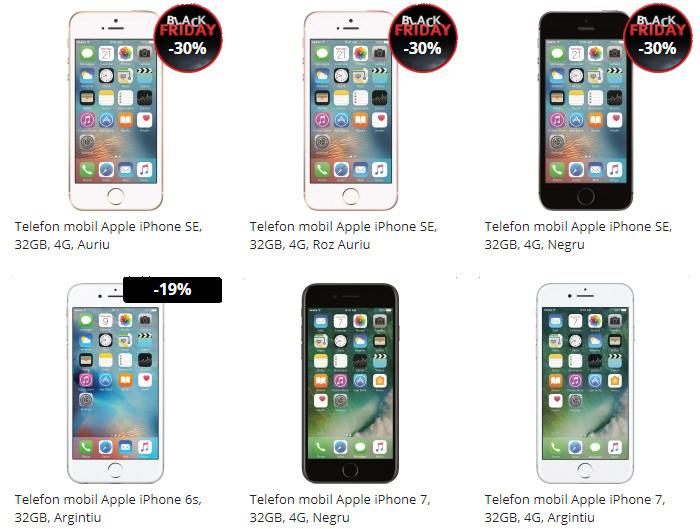 Oferte iPhone Flanco