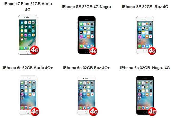 Oferte iPhone Vodafone